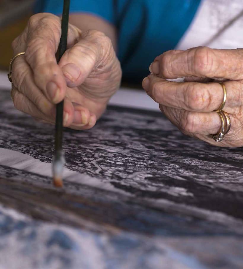 'The colourist': el arte de colorear fotografías 11