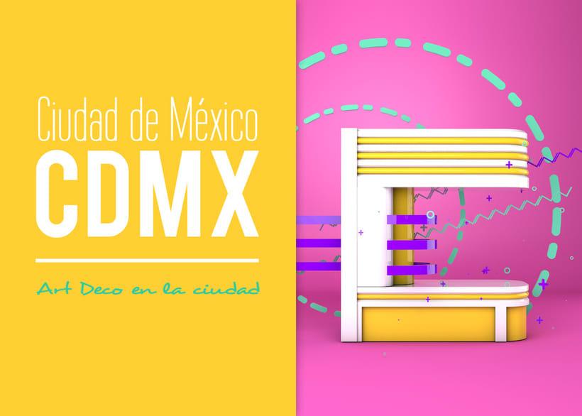 CDMX / Proyecto Dirección de Arte 2