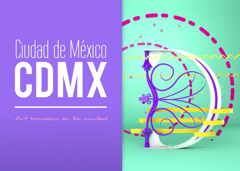 CDMX / Proyecto Dirección de Arte 3
