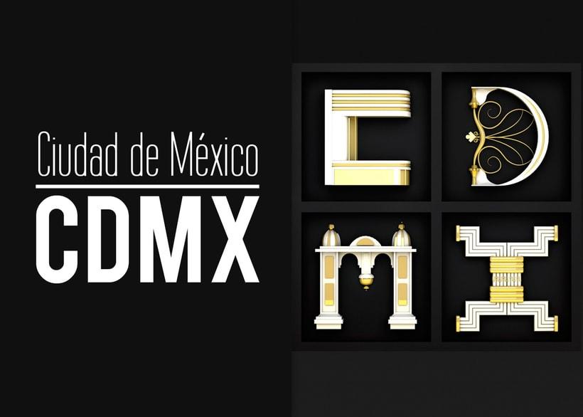 CDMX / Proyecto Dirección de Arte 1