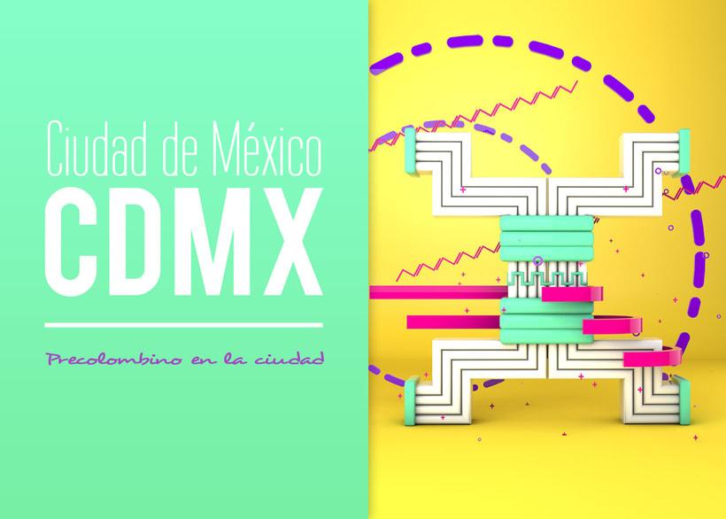 CDMX / Proyecto Dirección de Arte 5