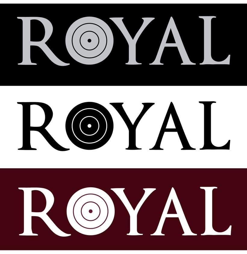 Logotipo para venta de armas 1