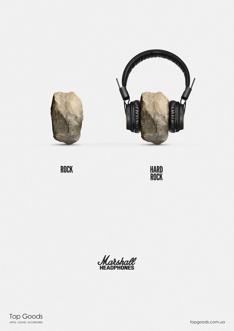 MARSHALL HEADPHONES / CANNES YOUNG LIONS  1