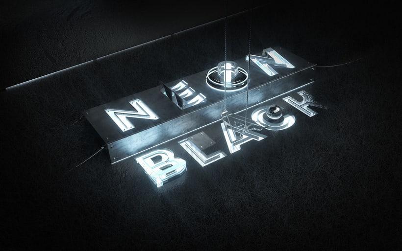 EMI - Neon Black -1