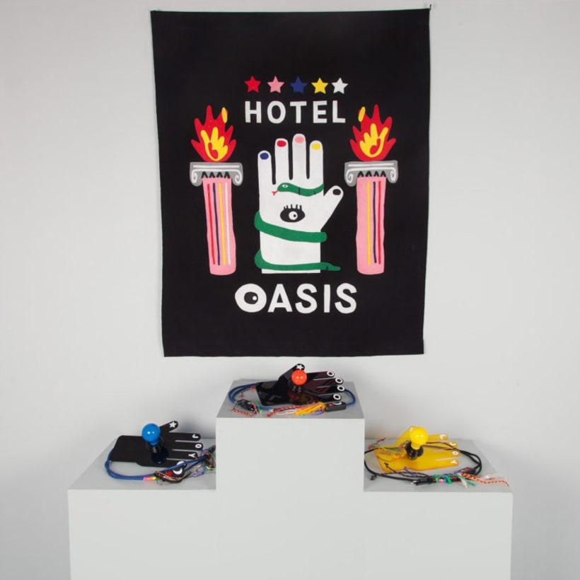 Los muebles con alma del Hotel Oasis 5