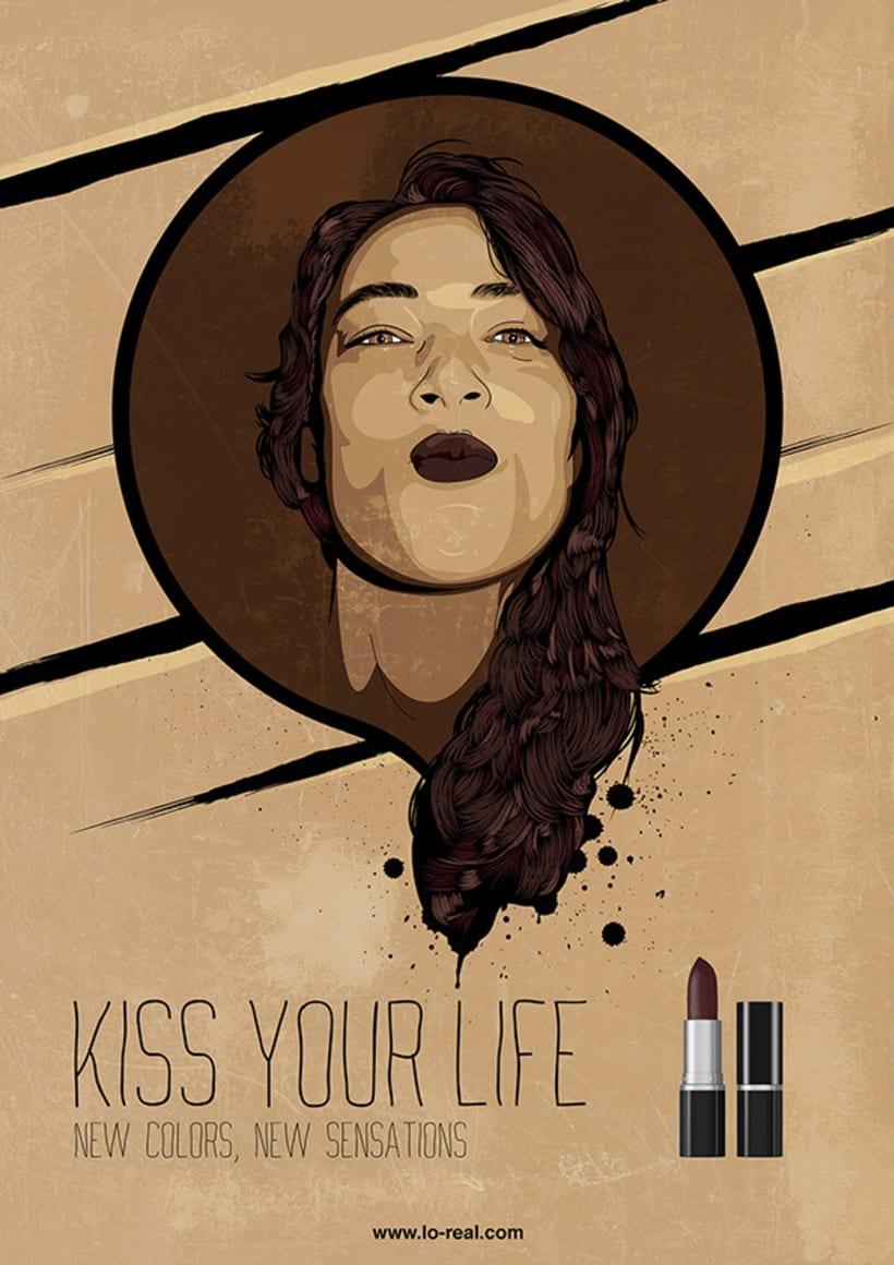 Kiss Your Life -1