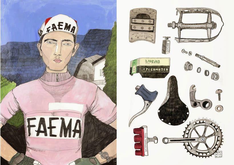 Carla Fuertes: una pequeña gran ilustradora 10