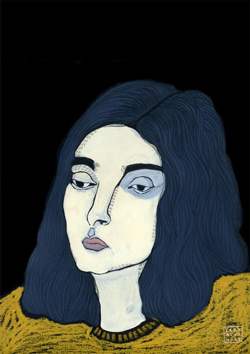 Carla Fuertes: una pequeña gran ilustradora 5