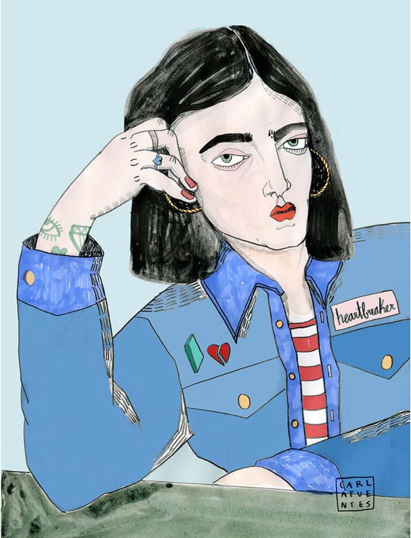 Carla Fuertes: una pequeña gran ilustradora 11