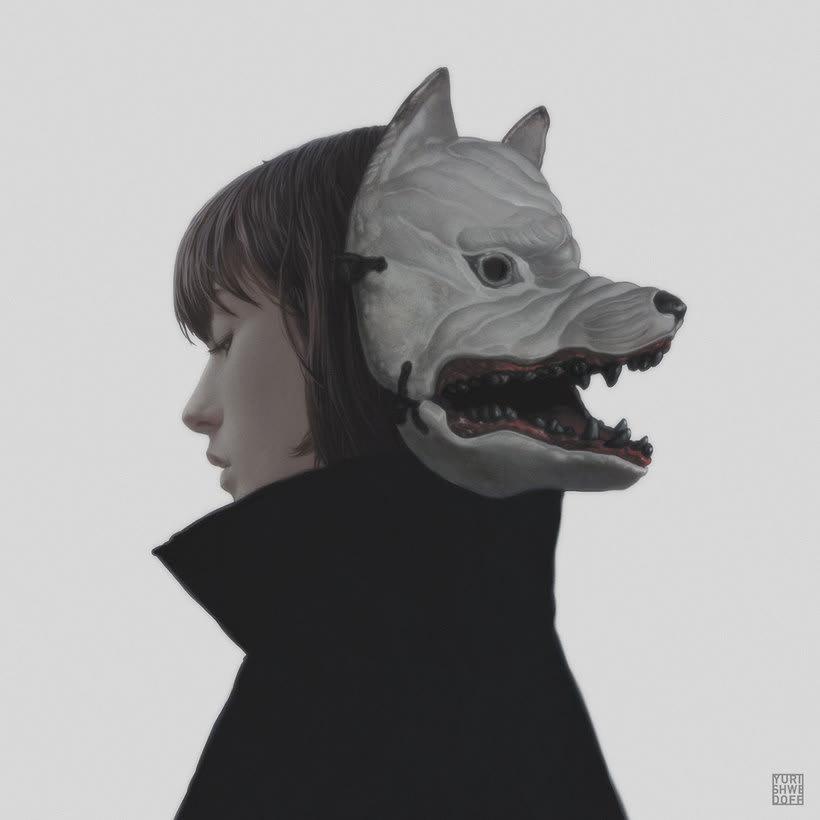 Las ilustraciones de ciencia ficción de Yuri Shwedoff 1