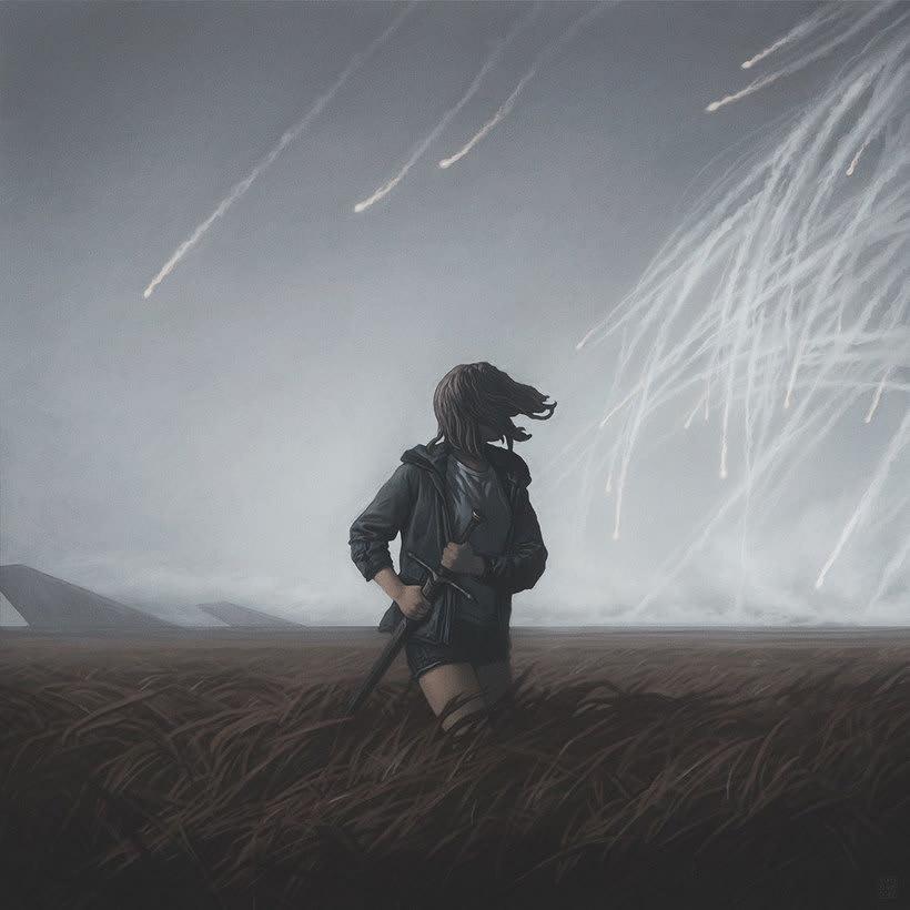 Las ilustraciones de ciencia ficción de Yuri Shwedoff 6