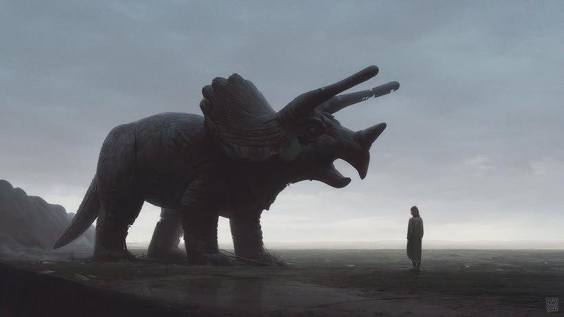 Las ilustraciones de ciencia ficción de Yuri Shwedoff 11
