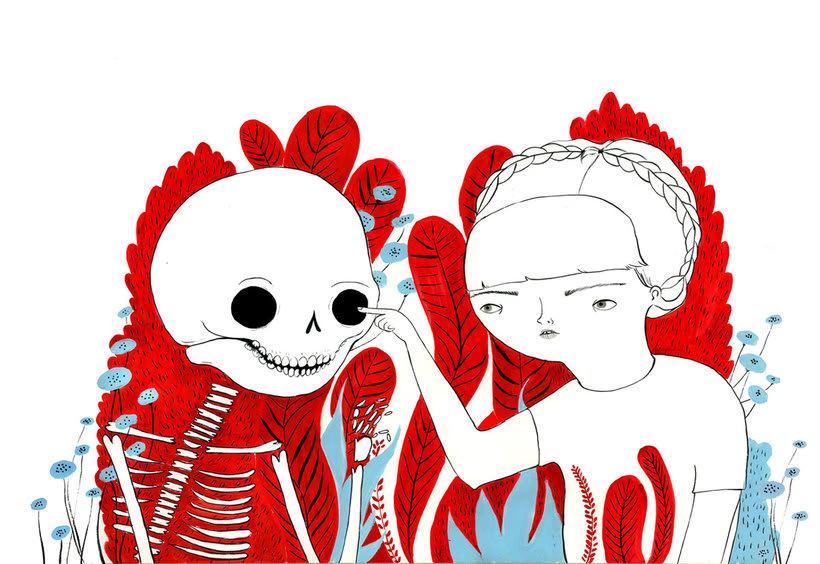 15 ilustradoras españolas que debes conocer 26