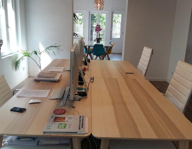 Coworking inspirador para creativos (Sant Cugat) 1