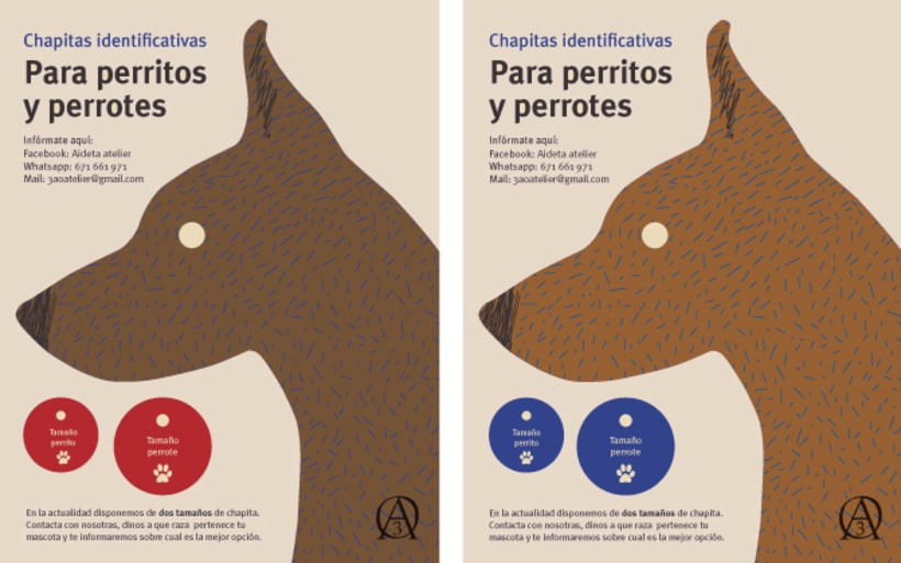 Para perritos y perrotes 0