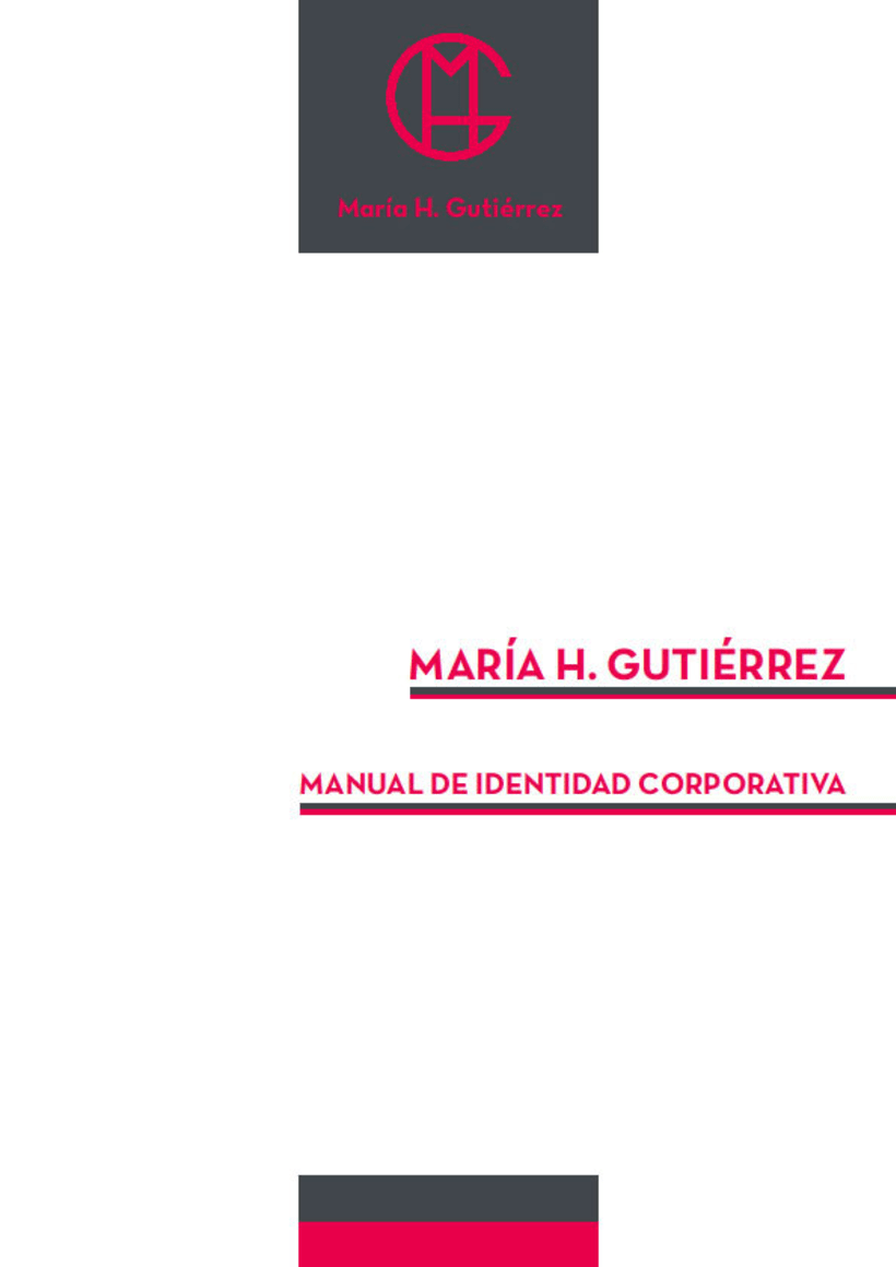 Manual de identidad corporativa 1