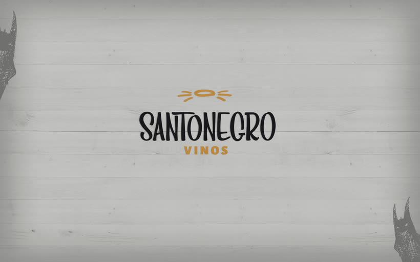 Branding&Packaging :: Santonegro -1
