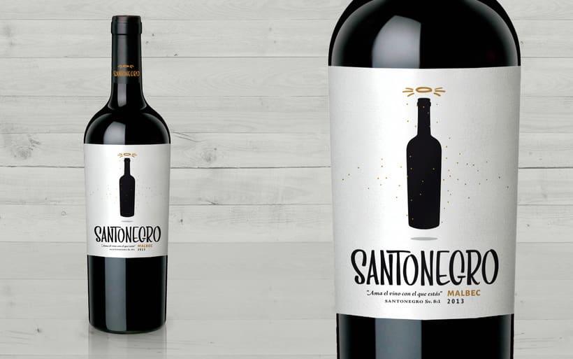 Branding&Packaging :: Santonegro 0