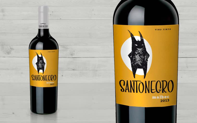 Branding&Packaging :: Santonegro 1
