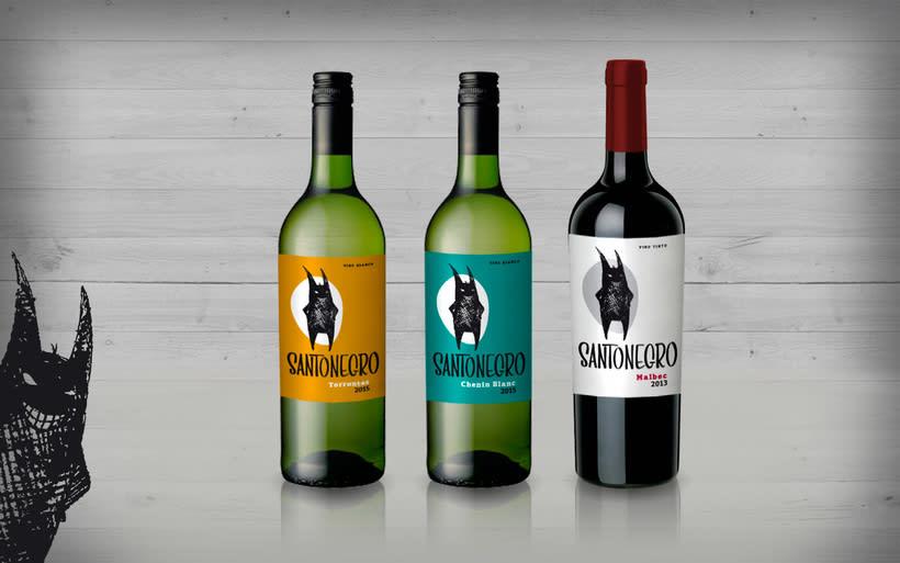 Branding&Packaging :: Santonegro 2
