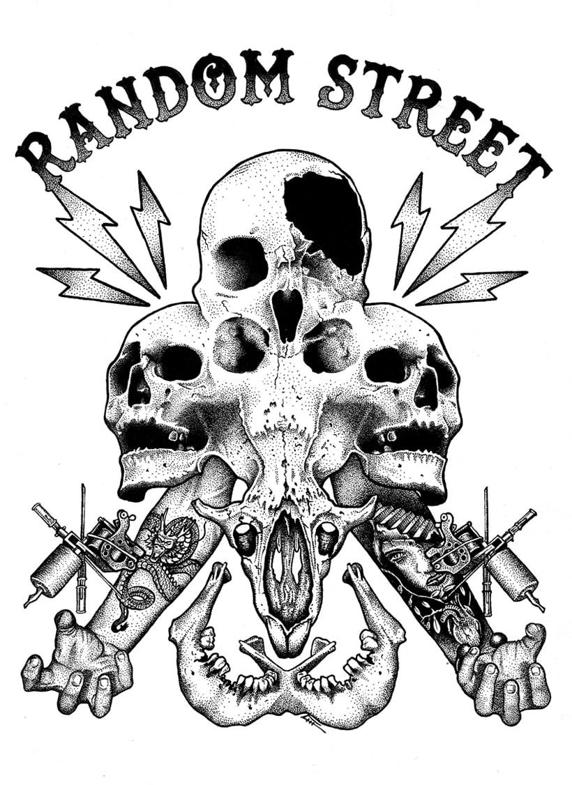 Random Street -1