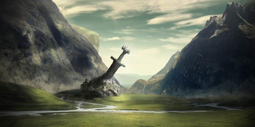 Espada colosal -1