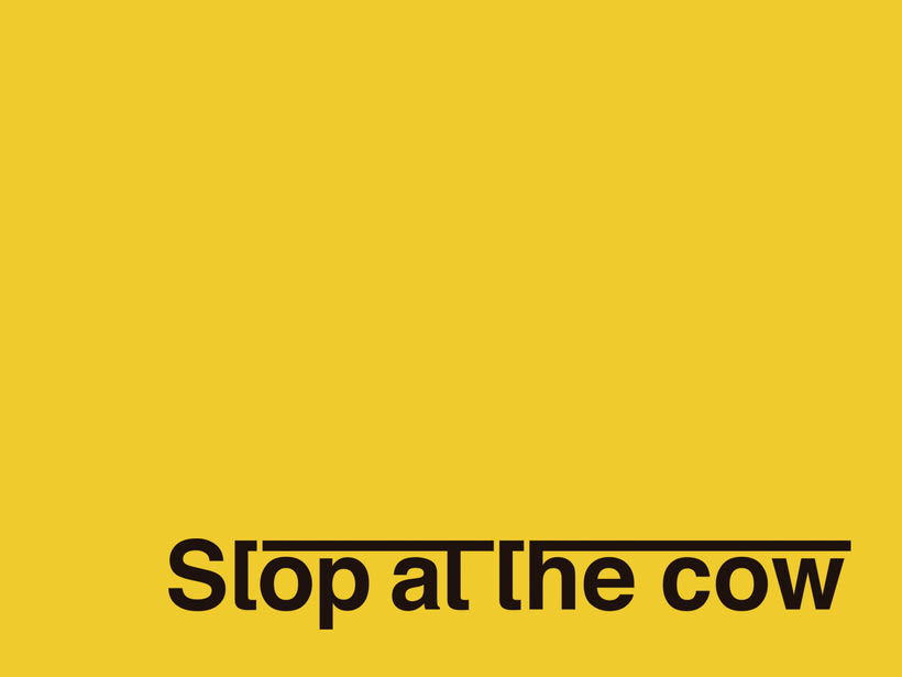 Branding - Stop at the cow 0