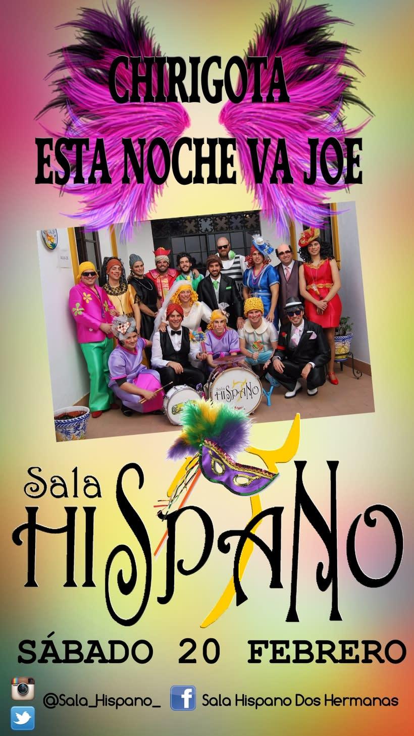 Sala Hispano 8