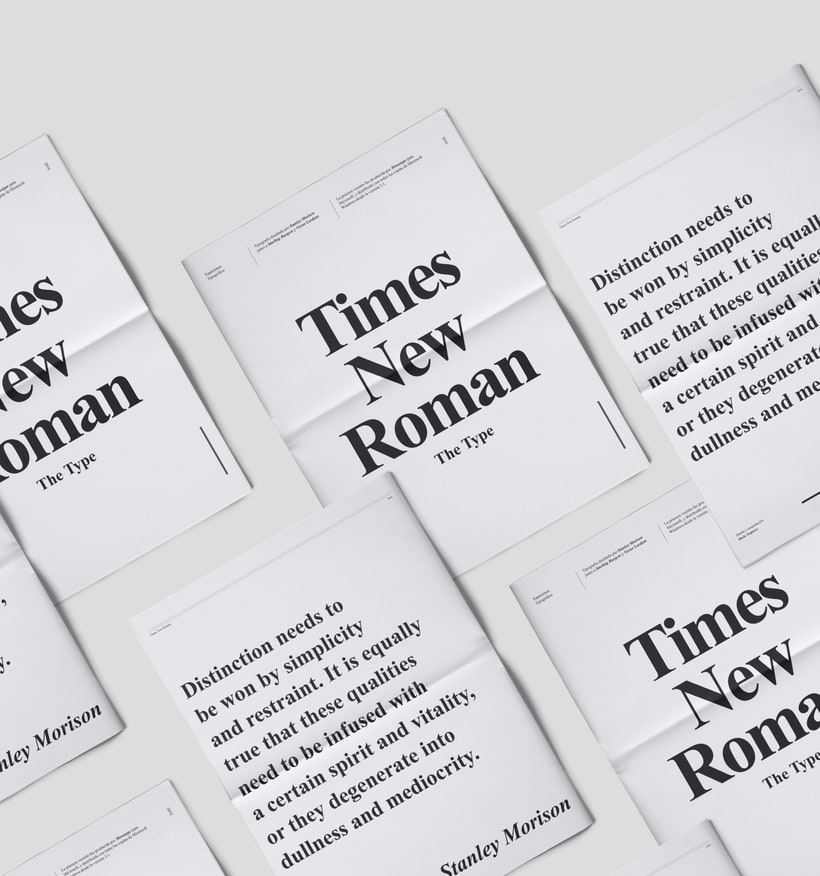 Times New Roman | Specimen 0
