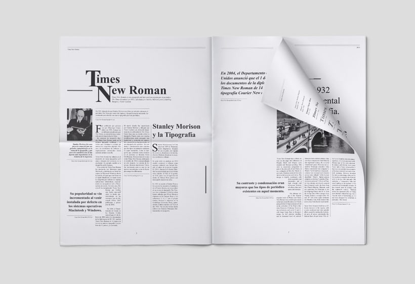Times New Roman | Specimen 2
