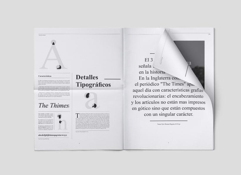 Times New Roman | Specimen 4