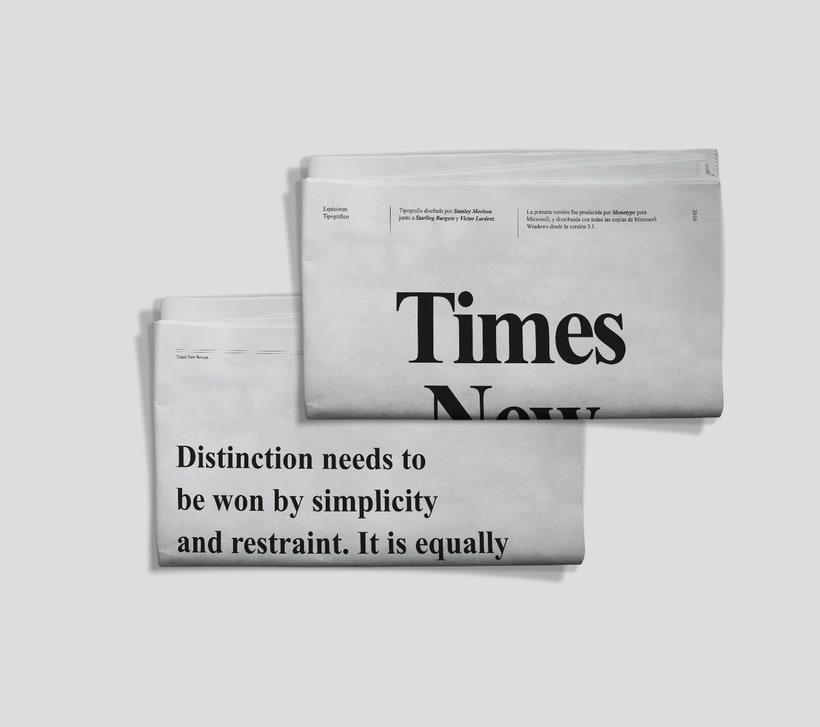 Times New Roman | Specimen 7