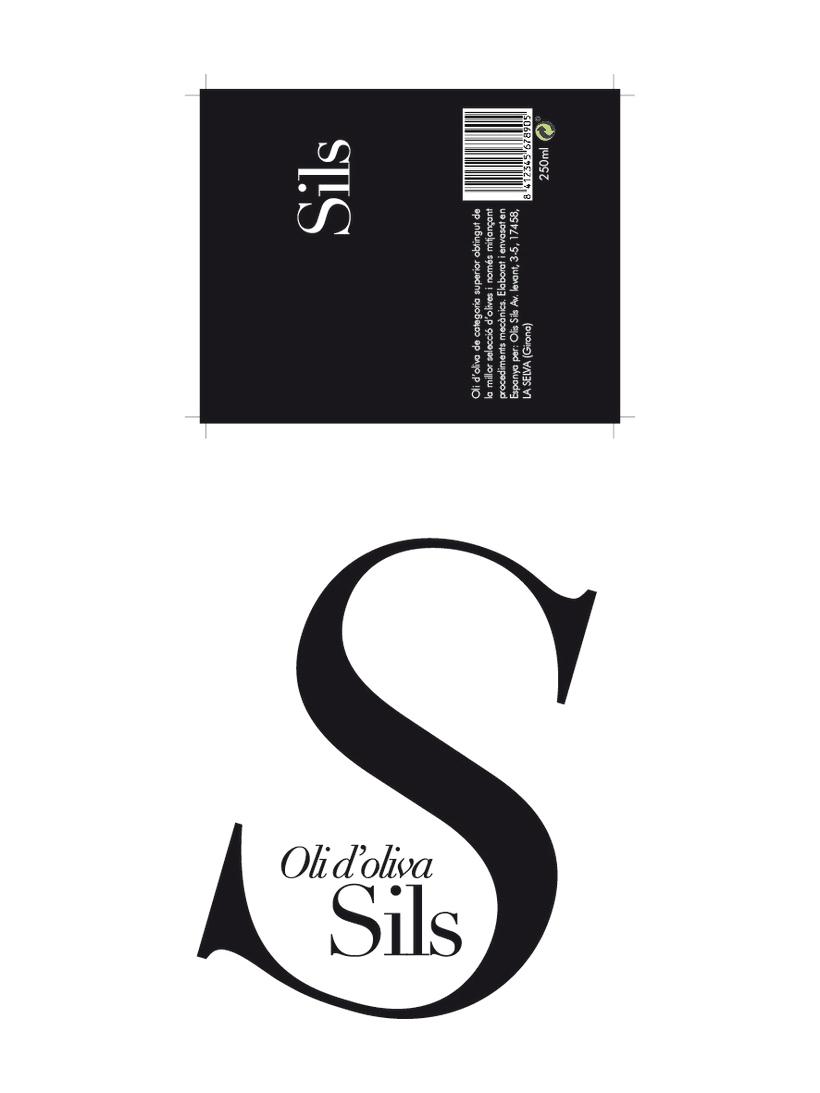 Etiqueta de aceite 1