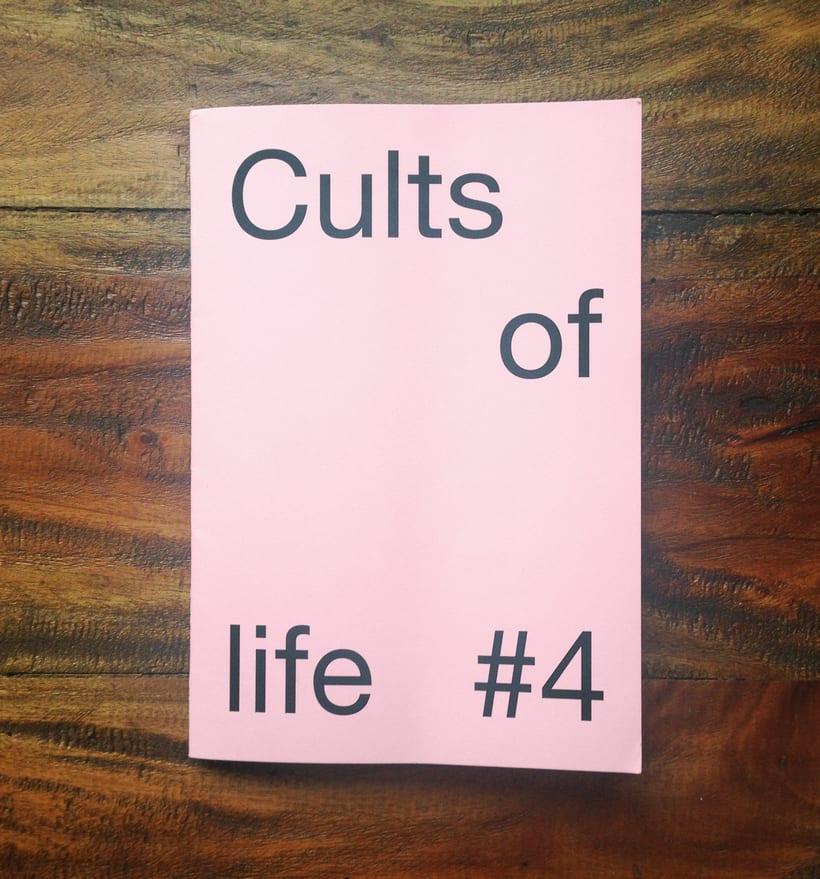 Cults of life Magazine nº 4 0
