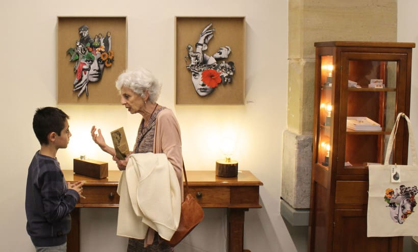 La Llorona - Expo en Arteuparte Gallery  1