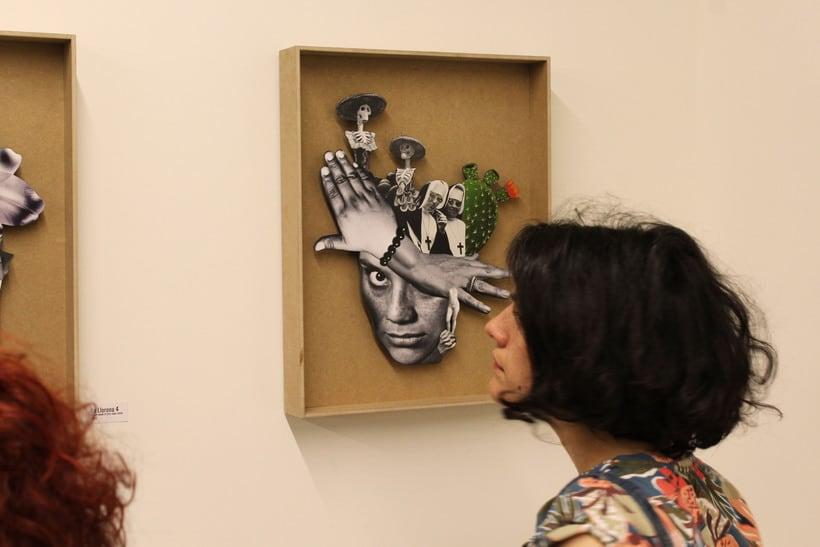 La Llorona - Expo en Arteuparte Gallery  2