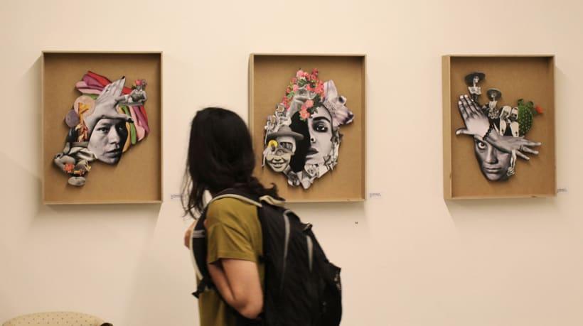 La Llorona - Expo en Arteuparte Gallery  5