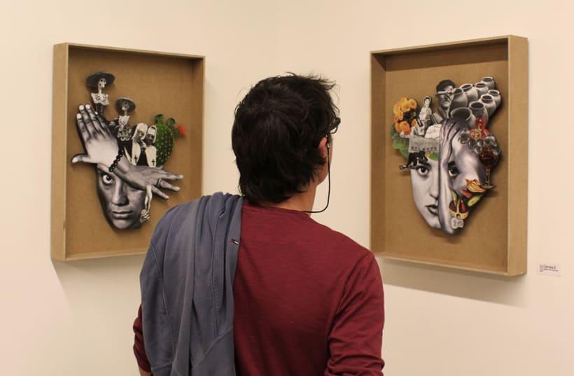 La Llorona - Expo en Arteuparte Gallery  3