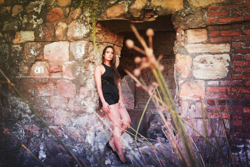 Photoshoot Cristina Baena 0