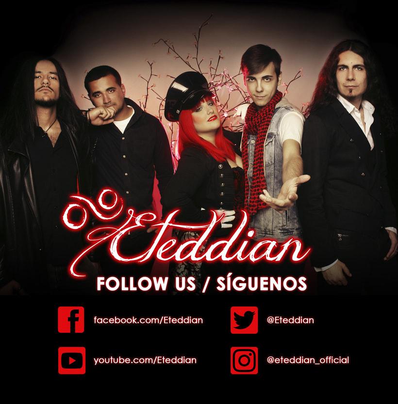"""Eteddian - """"Destiny"""" 9"""