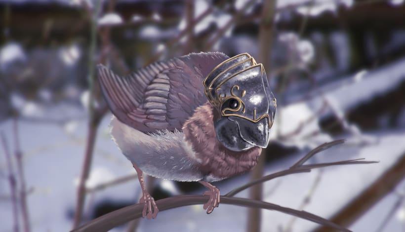 War bird -1