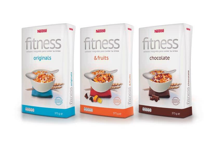 NESTLÉ FITNESS cereales integrales 0