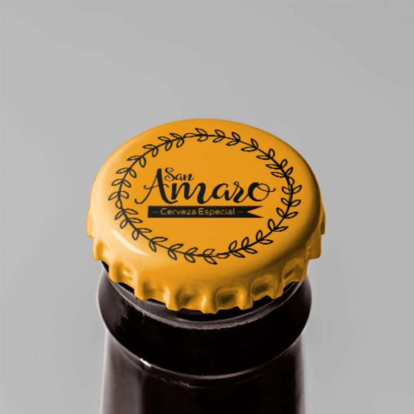 Cerveza Artesana San Amaro 3