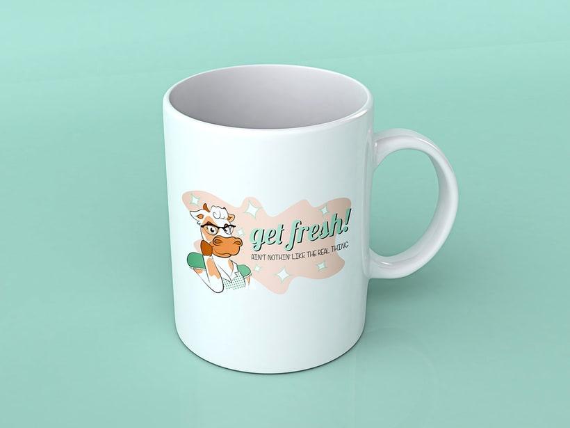 Branding: Get Fresh Milk 3