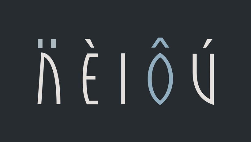 Norsk Typeface 4