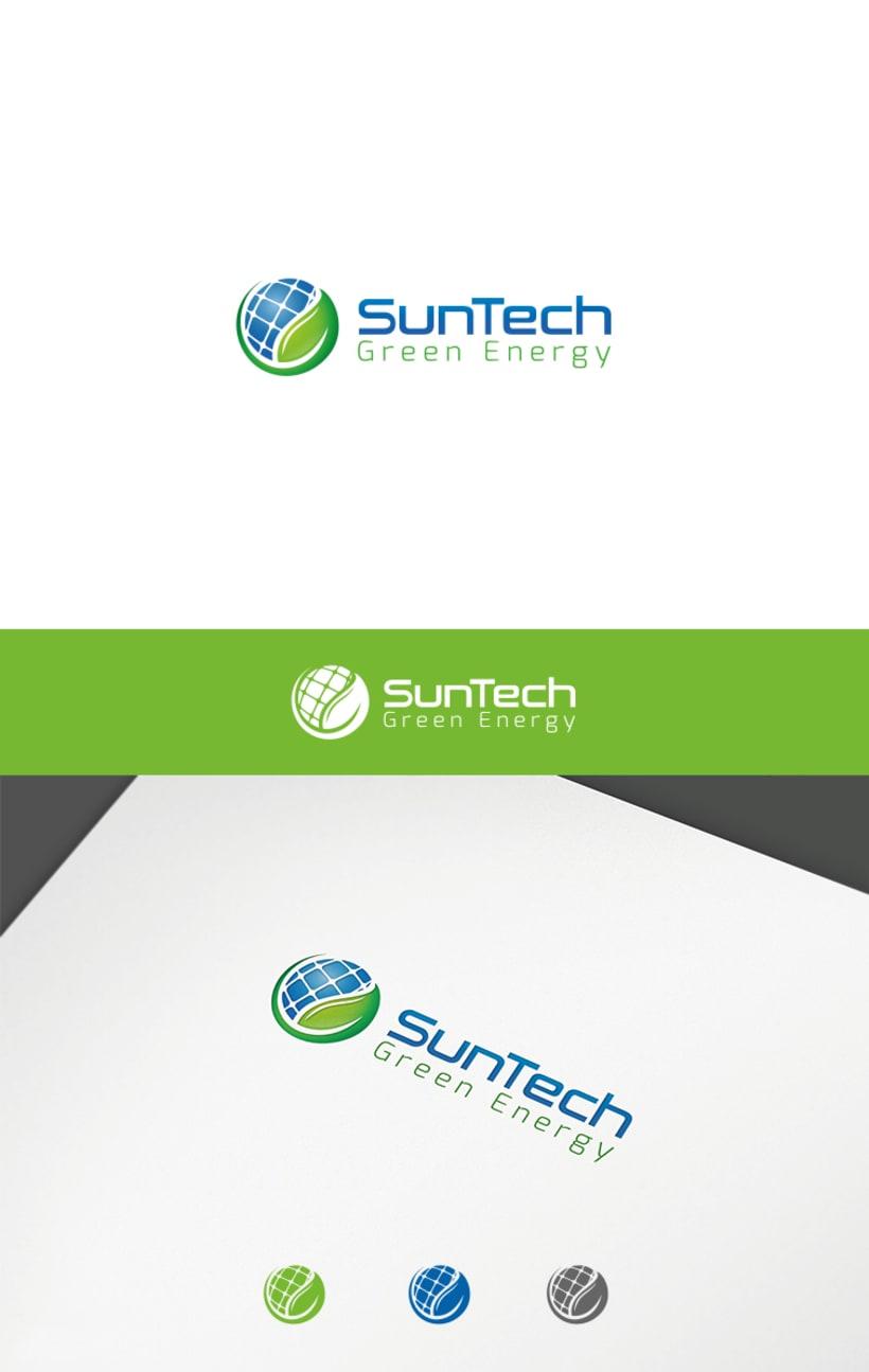 """SunTech """"Green Energy"""" -1"""