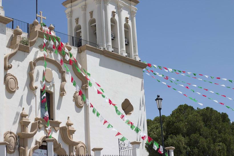 Una tarde en Santiago, Pueblo Mágico. 1