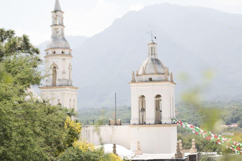 Una tarde en Santiago, Pueblo Mágico. 6