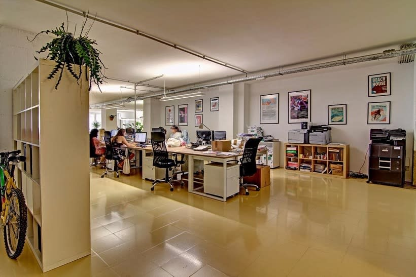 Oficinas Primavera Sound 2