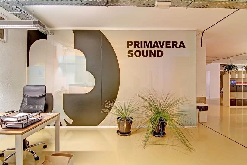 Oficinas Primavera Sound 14